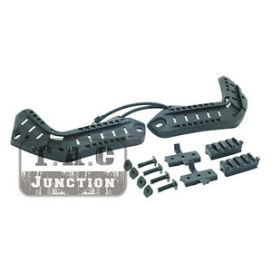 Tactical ACH ARCs Helmet Accessory Rail Connector Kit for Ops-Core PJ BJ Helmet