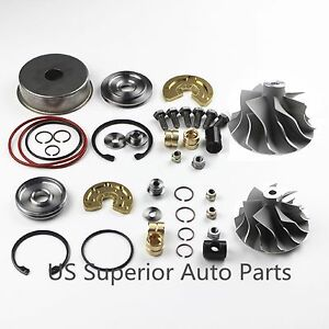 2008 2010 Ford Powerstroke 6 4l Turbo Upgraded Major Cast Wheel Rebuild Kit