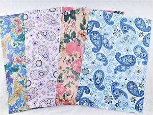 200 Set Paisley 10x13 Mailers Poly Shipping Envelopes Boutique Bags