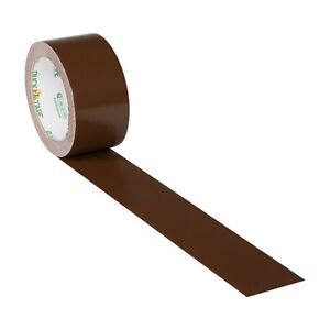 Mud Puddle Chocolate Brown Duck Brand Duct Tape 1 88 Inch X 20 Yds