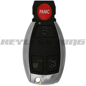 Replacement For Mercedes Benz Iyz3317 Keyless Entry Remote Car Key Fob Control