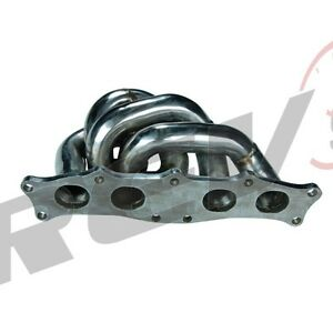 Rev9 91 94 Toyota Mr2 3sgte Stainless Steel Turbo Exhaust Manifold Sw20 3s gte