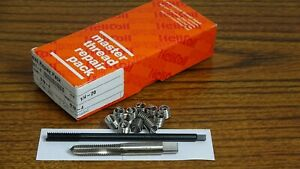 Thread Repair Kit 1 4x20 With 12 Stainless Steel Inserts 5521 4
