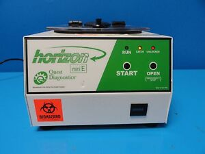 Drucker Company 642e Quest Horizon Mini E Horizontal Separation Centrifuge 11785