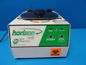 Drucker Company 642e Quest Horizon Mini E Horizontal Separation Centrifuge 11786