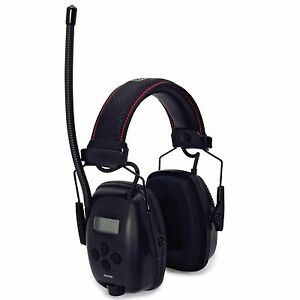 1 Each Howard Leight Sync Digital Am Fm Radio Ear Muffs Nrr 25