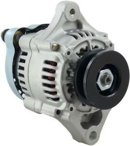 New Alternator Kubota Tractor L3010 L3300 L3410 L3410 L35tl L3600 L4200 L4310