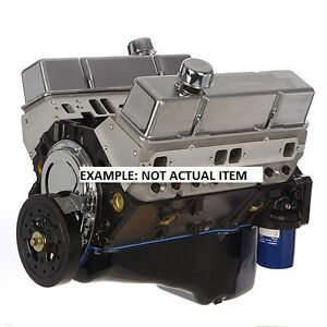 Small Block Sbc Dart Aluminum Head Engine available In 383 406 427 As Upgrade