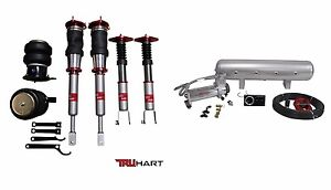 Truhart Air Suspension 350z G35 Coupe G35 Sedan Vera Management Viair 444c