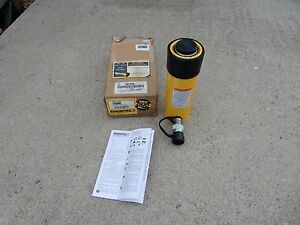 Enerpac Rc 256 Hydraulic Cylinder 25 Ton 6 Stroke Duo Series New