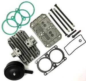 Vt 128 Head And Valve Plate Replacement Kit For Campbell Older Vt Pumps