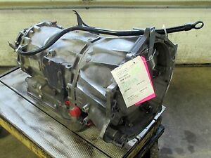 01 02 Chevy Silverado Gmc Sierra 4wd Allison 5 Speed Transmission 8 1 Gas Engine