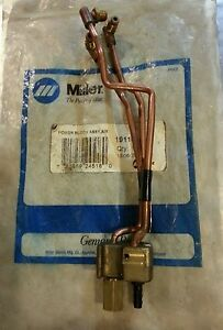 Genuine Miller 191104 Power Block Assembly Air New Part