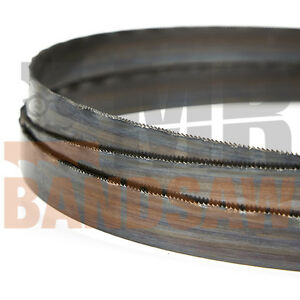 67 3 8 1711mm X 3 8 X 014 Bandsaw Blade Various Tpi s Metabo Bas 260