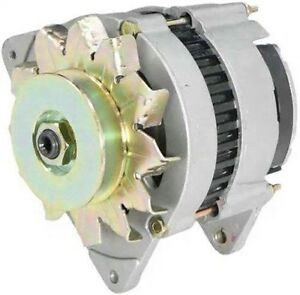 New Alternator For New Holland Loader Lb1150 Lb115 Lb75b Lb90 Lb95