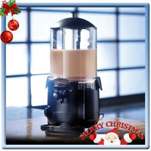 Chocofairy Hot Chocolate Machine 10l Hot Chocolate Dispenser Black 110v 220v