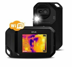 Flir C3 Compact Thermal Imaging Camera With Wi fi
