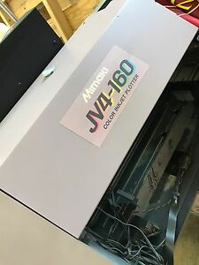 Good Condition Mimaki Jv4 160 Color Wide Format Inkjet Plotter Sublimation