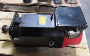 Fanuc Ac Spindle Motor Model 6s A06b 0754 b190 Removed From Kitamura Mycenter 2