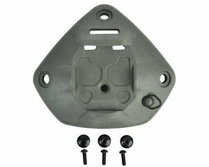 DLP Tactical Universal NVG Mount Shroud for 1-Hole or 3-Hole ACH  MICH Helmet