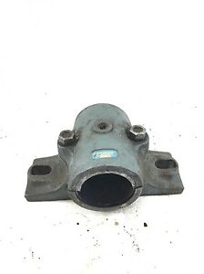 Royersford 2 15 16 Split Journal Babbitt Pillow Block Bearing 60 02 0215 hb6