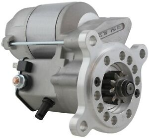 New Usa Built Gear Reduction Starter Wisconsin 12v 10tooth Mbg4141 69646 c91