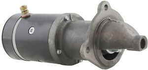 New Usa Built Starter Wisconsin Ya 54a 12v 10 Tooth Mbg4141 44 4903 91 06 1890