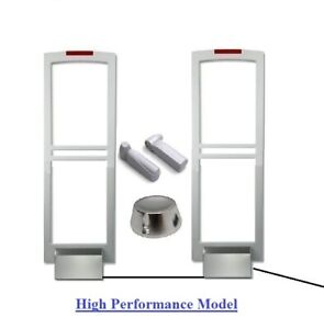 Wireless Wide Pkg Eas Am Security Antenna System Beautiful Slim Tag Tool