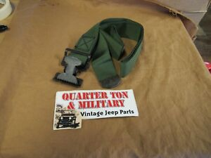 Jeep Willys Mb M38 M38a1 Hummer Jerry Can Strap Nylon Nos Us Military Surplus