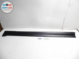 08 13 Land Rover Lr2 Hse Rocker Molding Panel Side Skirt Left Driver Oem
