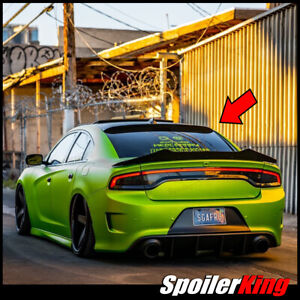Spoilerking 380r Rear Window Roof Spoiler fits Dodge Charger 2015 on