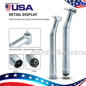 Nsk Style Dental Pana Max Standard Push Button High Speed Handpiece 2 4 Holes