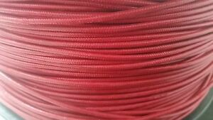 18 Awg Red 200c High temperature Appliance Wire Srml 500 Ft