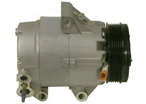 Acdelco 15 21520 New Compressor And Clutch