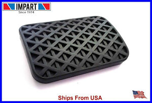 Bmw Automatic Transmission Brake Pedal Pad Cover Rubber 35 21 1 113 906
