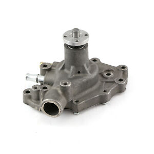 Fits Ford Sb 289 302 351 Windsor High Volume Cast Iron Lh Side Water Pump Satin