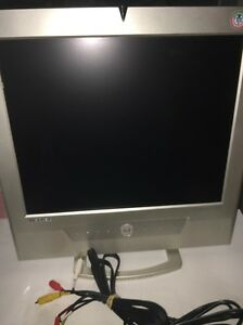 Stryker Samsung Syncmaster 171mp 17 Endoscopy Flat Panel Monitor
