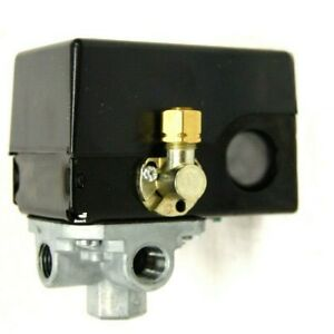 56288806 00 Ingersoll Rand Pressure Switch W Unloader Valve On off Lever