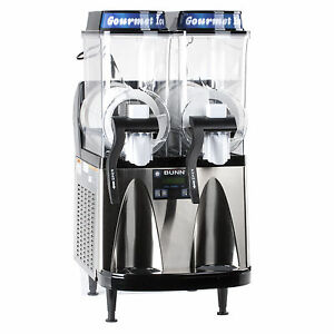 Bunn Ultra 2 Ss Refurb Frozen Drink Slush Machine Contact 4 Shipping