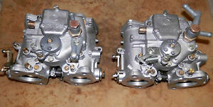 Toyota Datsun Solex C40 Addhe Performance Carburetors