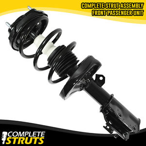2000 2003 Mazda Protege Front Right Complete Strut Coil Spring Assembly Single