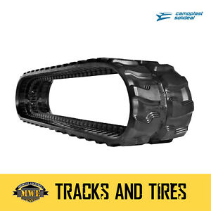 Bobcat X435 16 Camso Heavy Duty Mini Excavator Rubber Track