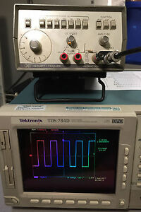 Hp 3311a Function Generator 0 1hz 1mhz