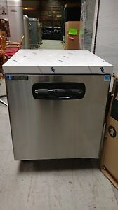 Under Counter Refrigerator Master bilt 115 Volt new