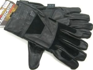 Mechanix Wear Large L Black Fabricator Tactical Welding Gloves New Mfg 05 010