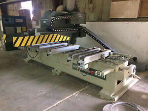 Scm Tech 100 Super Cnc Router