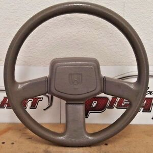 1994 Honda Passport Steering Wheel With Horn Button