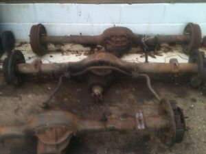 Ford 9 Inch Rear End