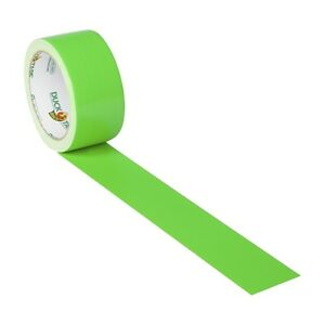 Island Lime X factor Duck Tape Brand Duct Tape Neon Green 1 88 Inch X 15 Yds