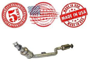 Front Driver Ide Catalytic Converter For Mercedes Benz S500 Cl500 S430 00 03